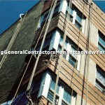 commercial building brick cleaning and pointing