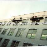 commercial parapet wall repair