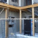 stucco work in progress 2